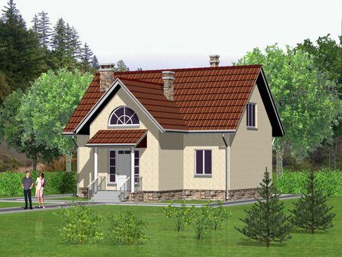 Будинків для відпочинку 69 проект 2001