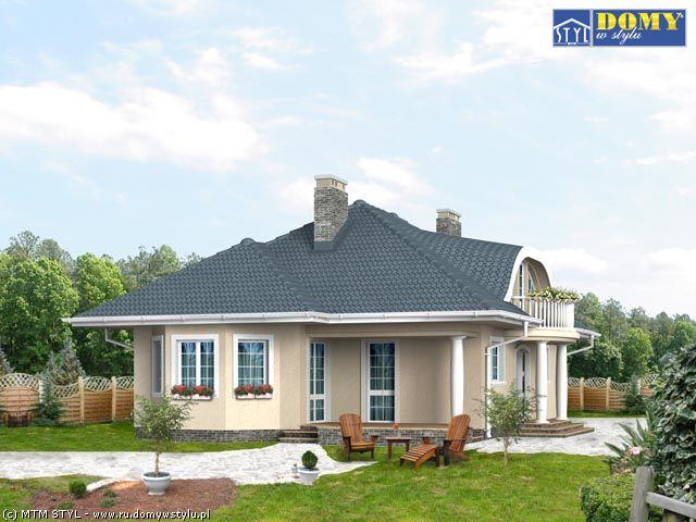 Готові проекти будинків 145 проект 1012