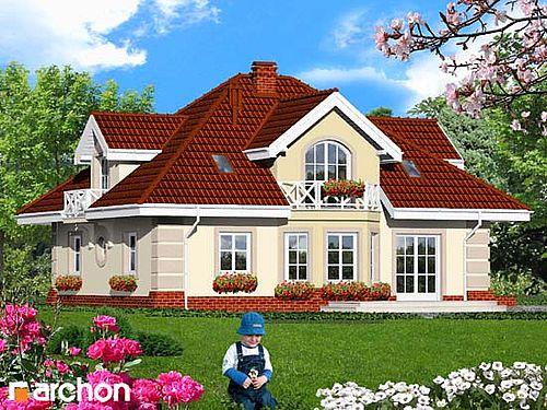 Готові проекти будинків 199 проект 1338