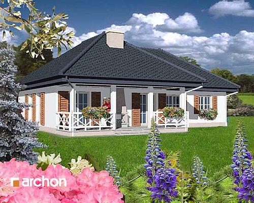 Готові проекти будинків 146 проект 1380